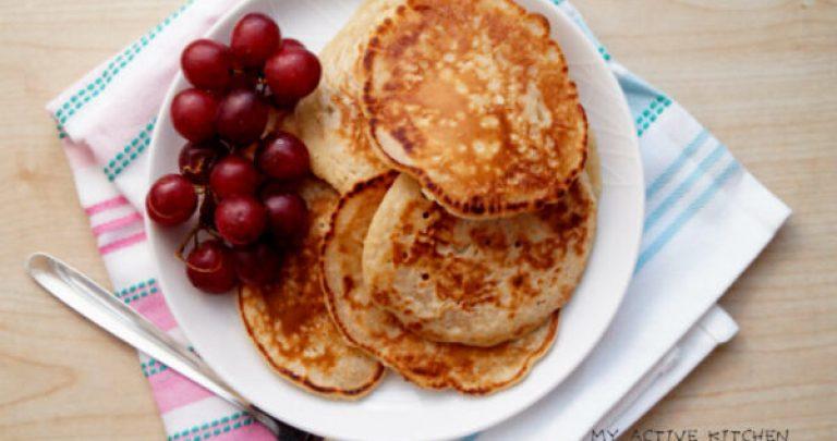 oatmeal pancake recipe