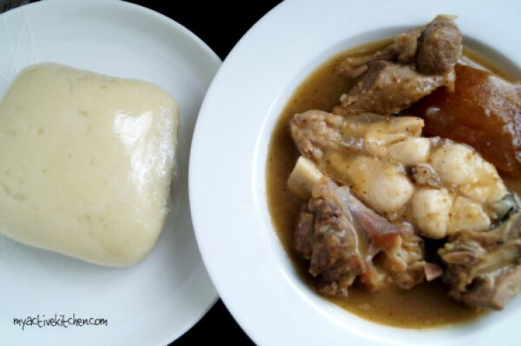 afia efere and pounsed yam