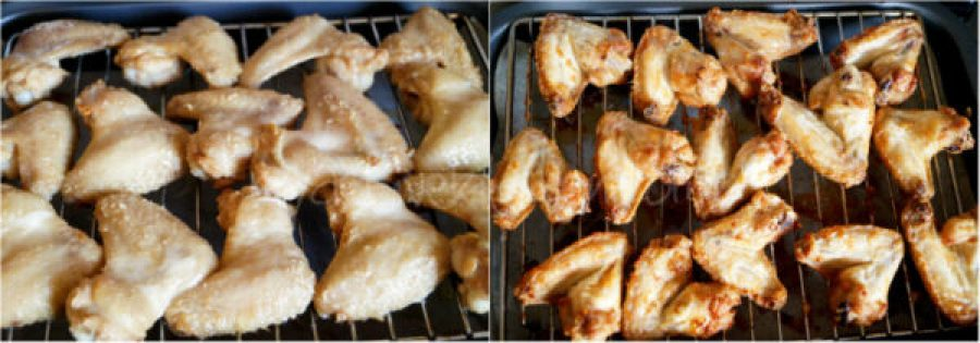 baking chicken wings