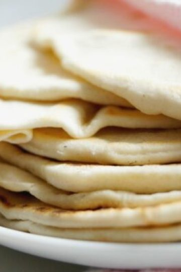 how to make shawarma bread