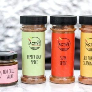 my active kitchen spices