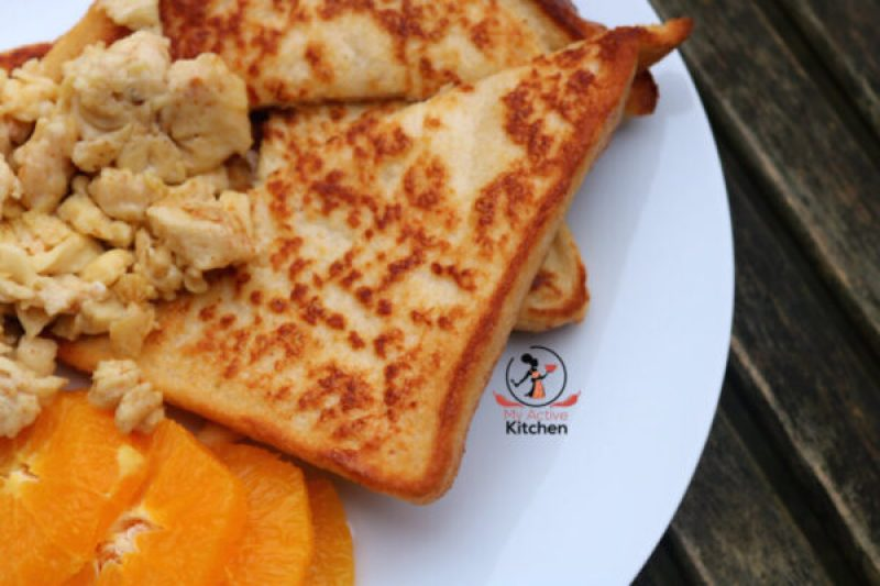 nigerian french toast recipe