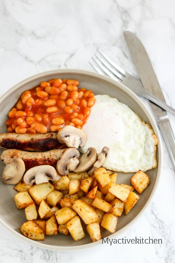 how to make breakfast potatoes