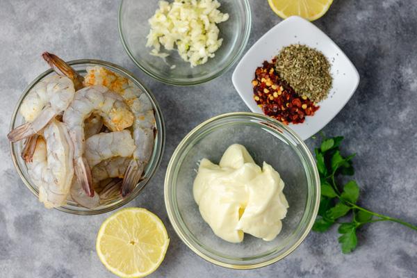 seafood ingredients