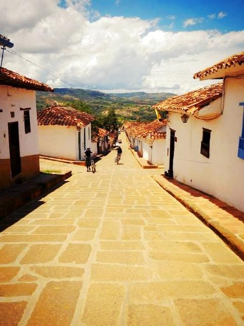 Places to visit in Colombia: Barichara