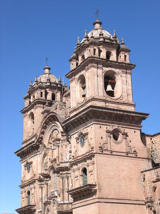 Things to do in Cusco: visiting the cathedral