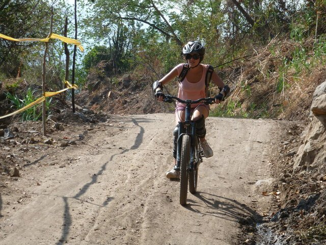 Things to do in Colombia: mountain biking!