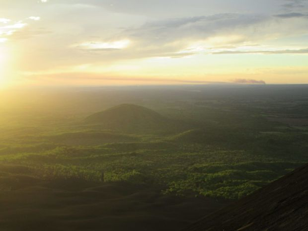 Cerro Negro, Nicaragua vacation