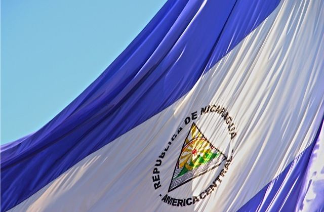 Nicaragua - photo courtesy of George Kenyon
