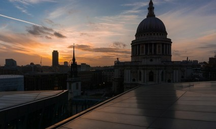 Gorgeous London - photo courtesy of barnyz (flickr)
