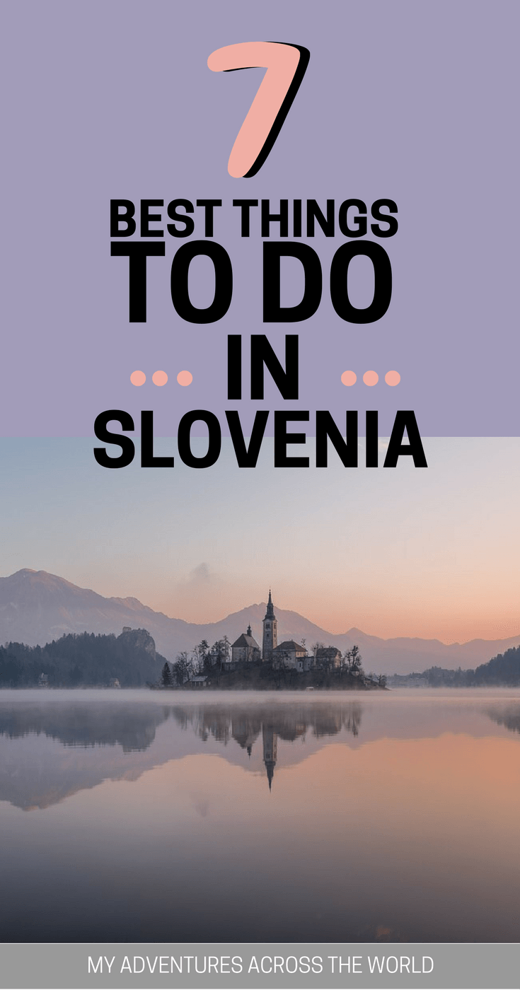 Find out the best things to do in Slovenia - via @clautavani