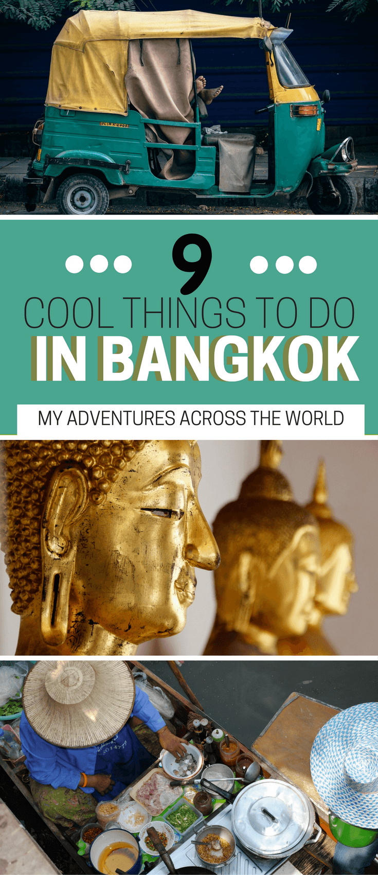 Learn about the incredible things to do in Bangkok , Thailand - via @clautavani