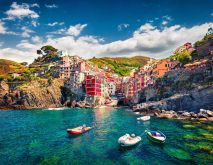 from Florence to Cinque Terre