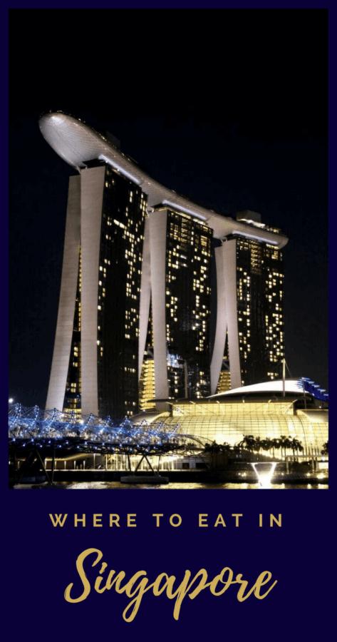 Discover where to eat in Singapore - via @clautavani