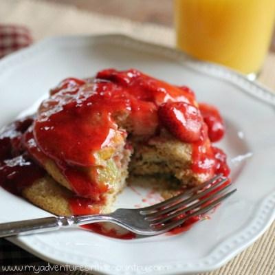 Monday's Mystery Recipe Episode 15: Killer Pancakes