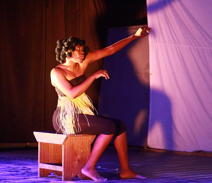 Germaine Sikota et la danse: une histoire d'Amour