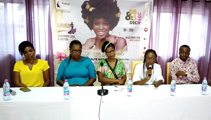 """Togo / Conférence de presse du """"Festival de la beauté Naturelle et du bien-être 2018"""""""