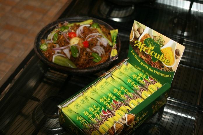 Togo/ AFRICUBE, un bouillon culinaire local 100% naturel
