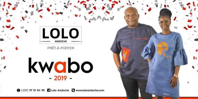 Benin : Atcho, la nouvelle collection de Lolo Andoche