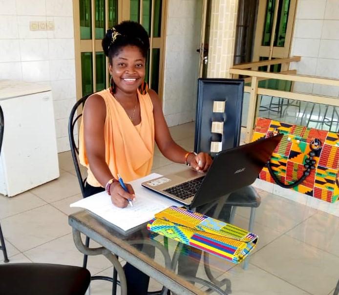 Togo/ DJARGUI Rachel, 22 ans et dejà entrepreneure invétérée