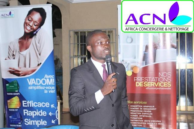 """Togo / Degbe Akuété propose """"Vadom"""" une application de service à la personne"""