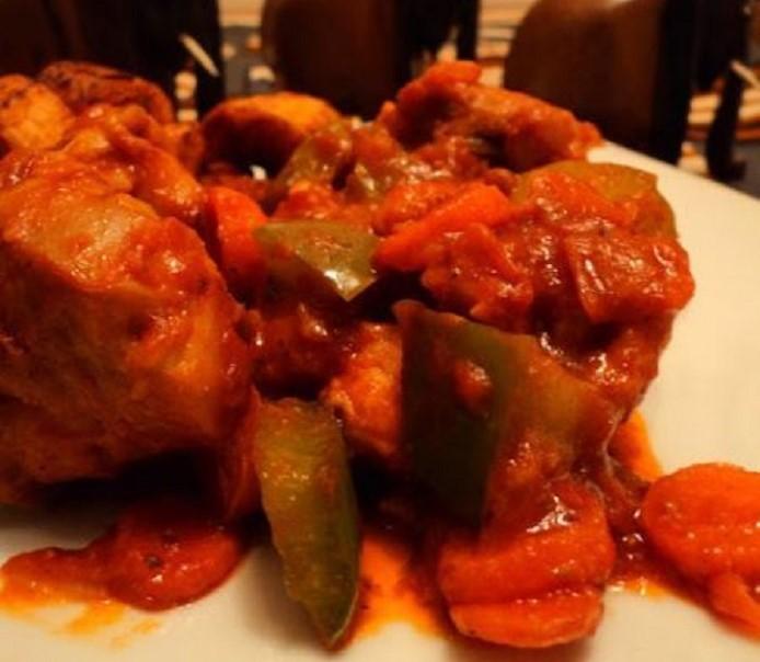 Cuisine/ Le poulet DG camerounais