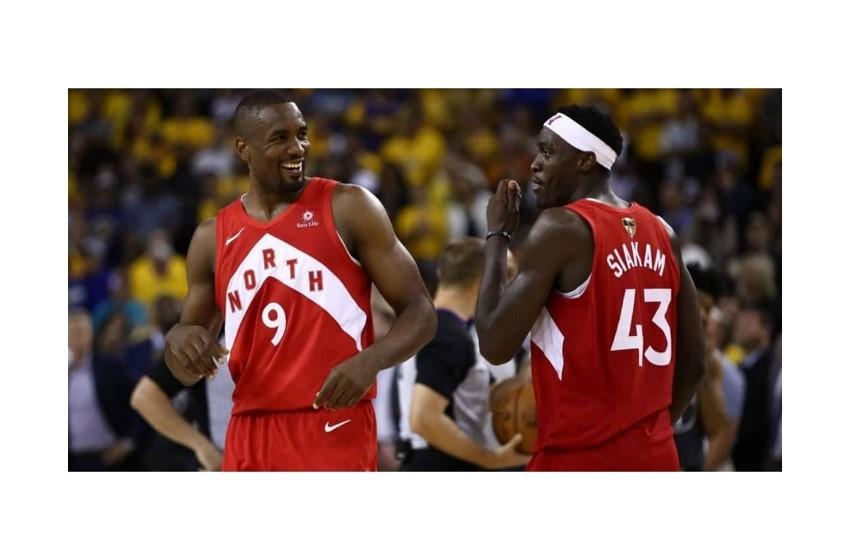 Diaspora/ NBA: sacre de Toronto l'Afrique honorée par Masai Ujiri, Serge Ibaka et Pascal Siakam