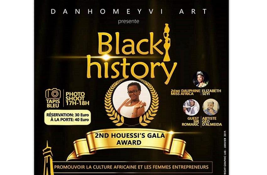 Diaspora/ Houessi's Gala Awards 2: célébrer la culture africaine, l'art et l'entrepreneuriat