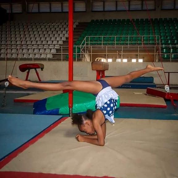 Nigéria: A 8 ans elle remporte l'or au championnat d'Afrique de gymnastique