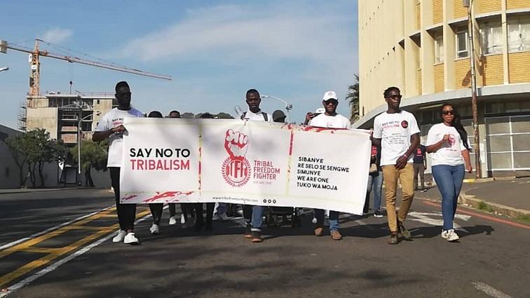RDC/Tribal Freedom Figther lance la marche pour l'unité