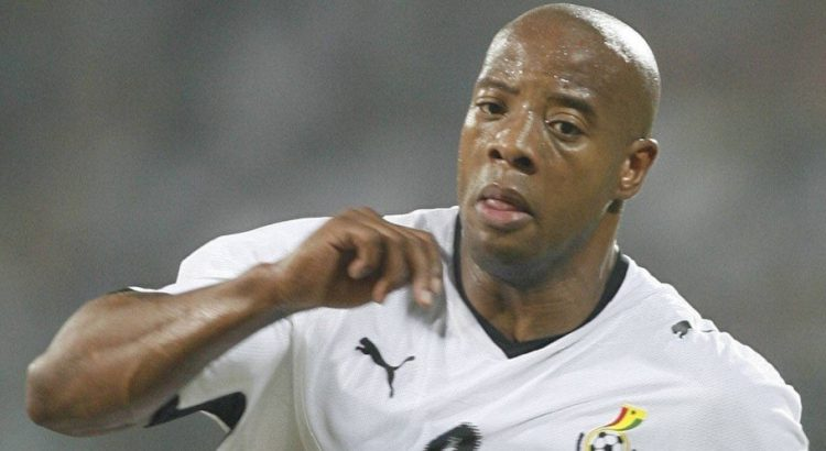 Décès de l'ancien attaquant ghanéen Junior Agogo à l'âge de 40 ans