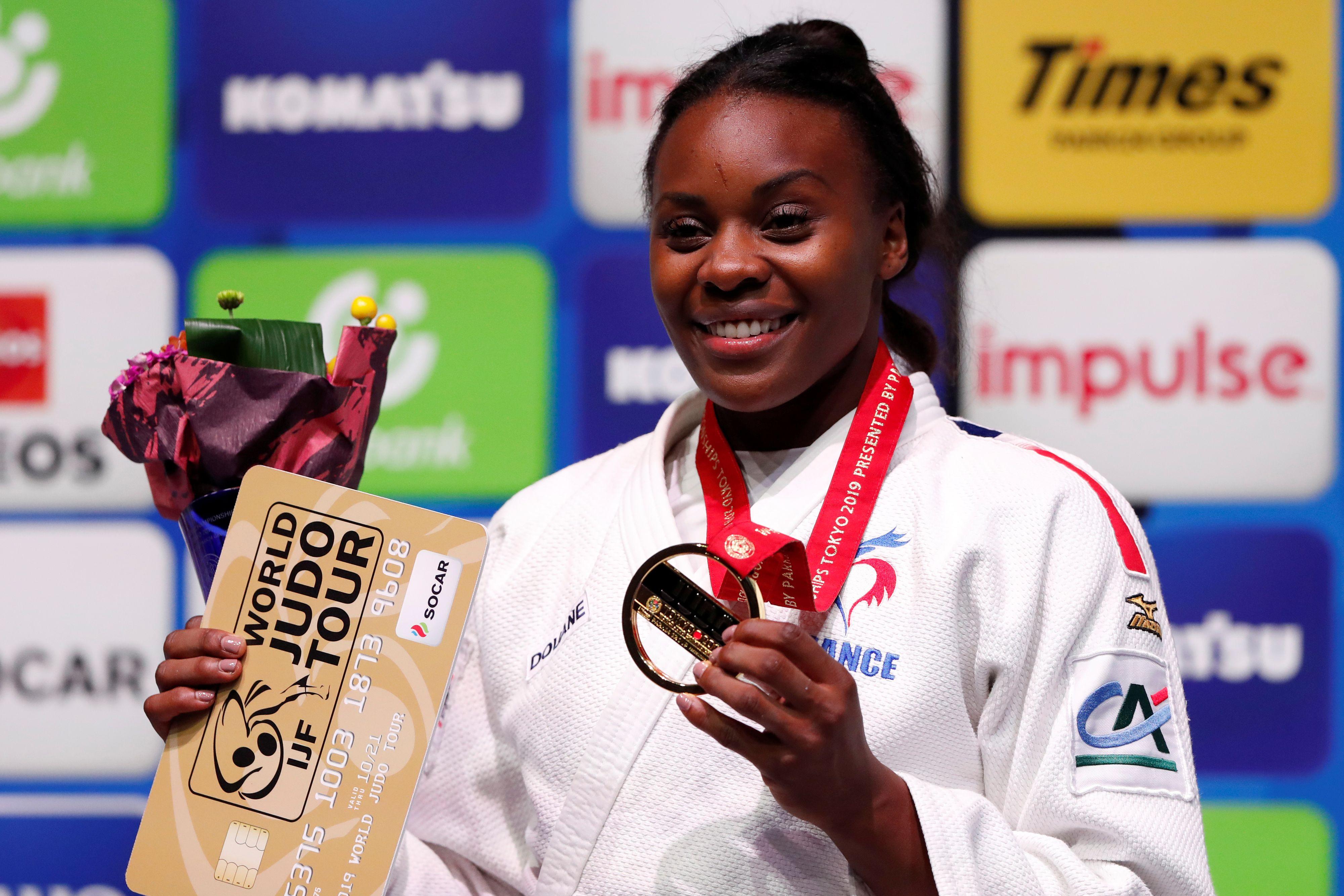 Judo:Madeleine Malonga a conquis le monde
