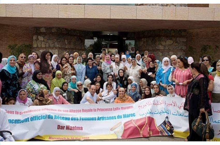 Maroc/Les femmes artisanes à l'honneur à Rabat