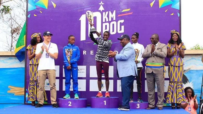 Gabon/Athlétisme : le 10km de Port-Gentil obtient le Label Silver