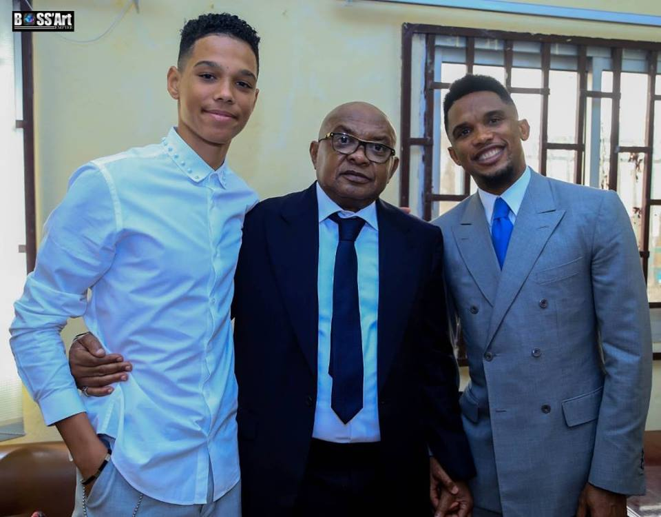 Football/ Mondial U17 : le Cameroun jouera finalement sans Étienne Eto'o