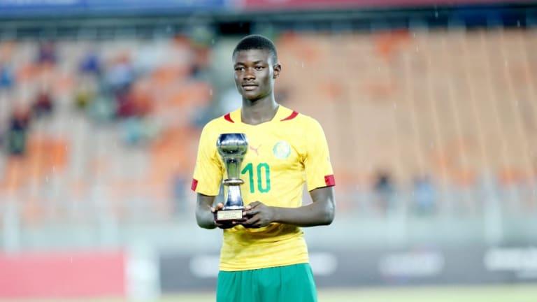 Steve Mvoué, le meneur de la nouvelle génération du football camerounais