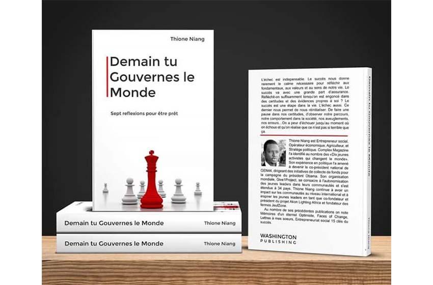 """""""Demain tu gouvernes le monde"""": Thione Niang interpelle la jeunesse!"""