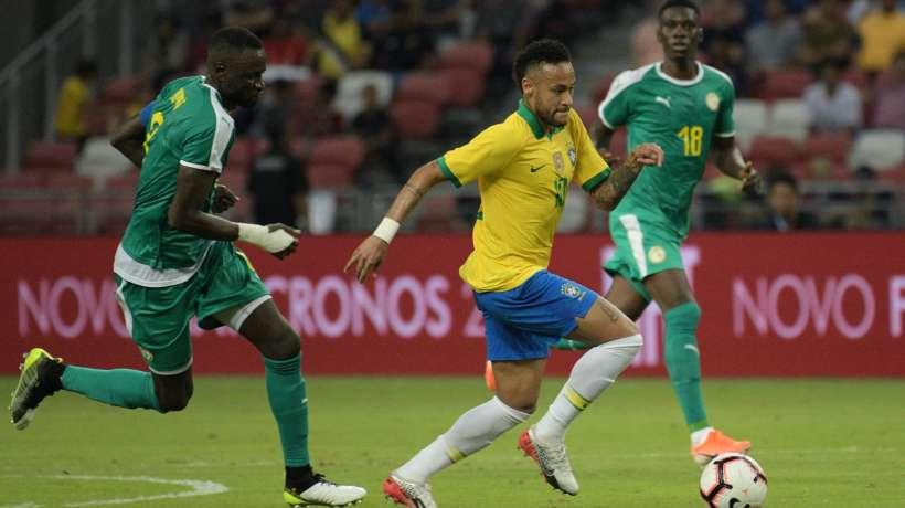 Football/Brésil-Sénégal: que s'est-il passé entre le vainqueur de la Copa America et le vice-champion d'Afrique?