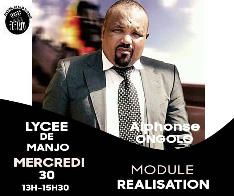 Alphonse Ongolo, l'autre étoile  du cinéma camerounais