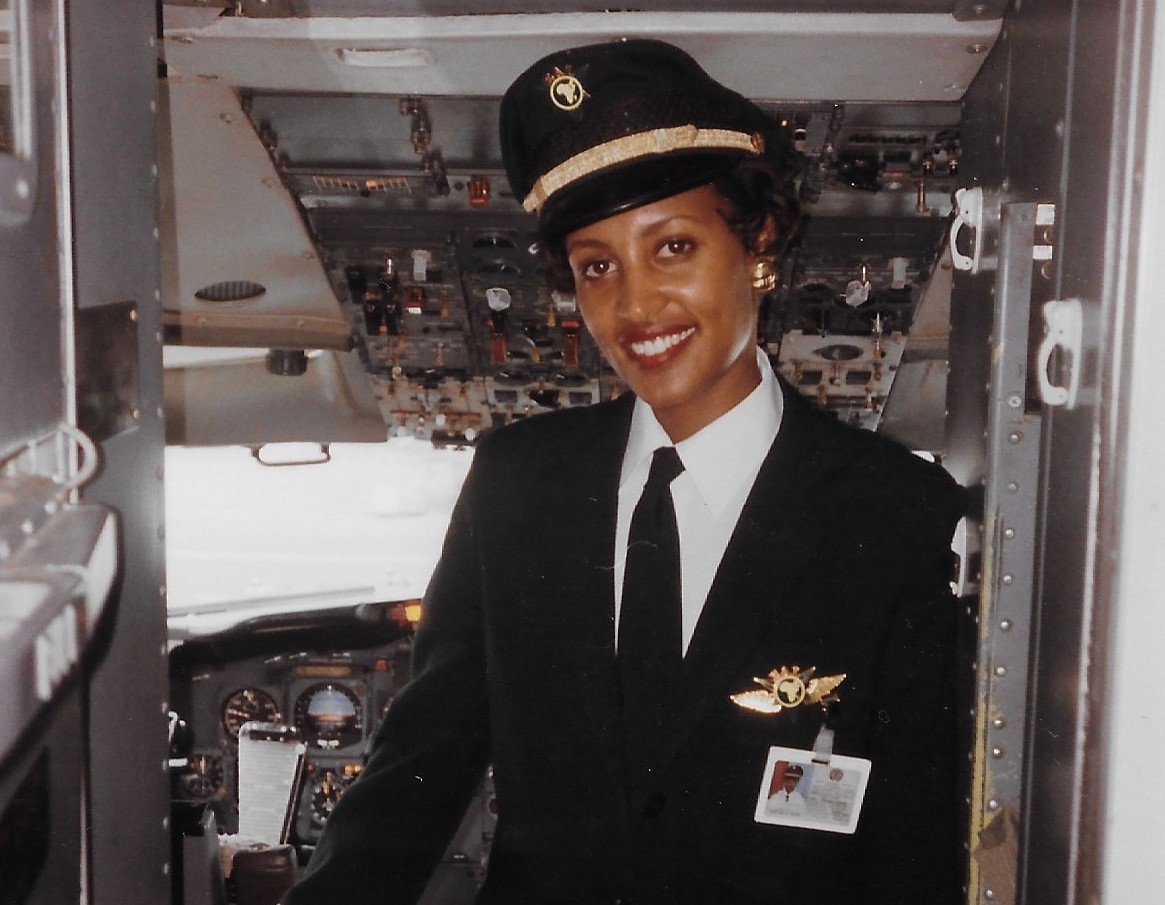 Sophia Ghezai, l'ex pilote d'Ethiopian, devenue experte de la sécurité aérienne aux USA