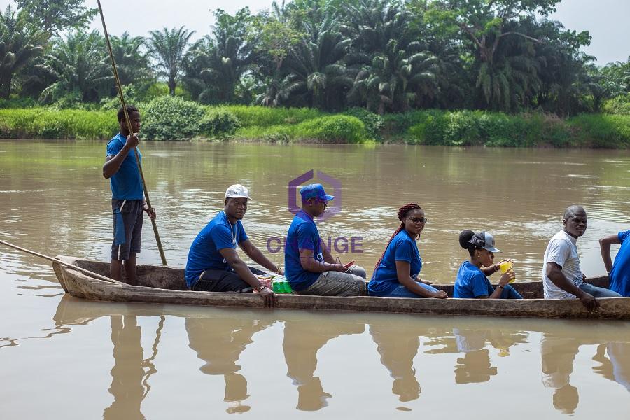 Togo/Change Africa a débusqué un village abandonné.
