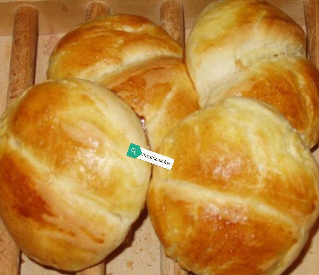 Cuisine/ Recette des petits pains au lait