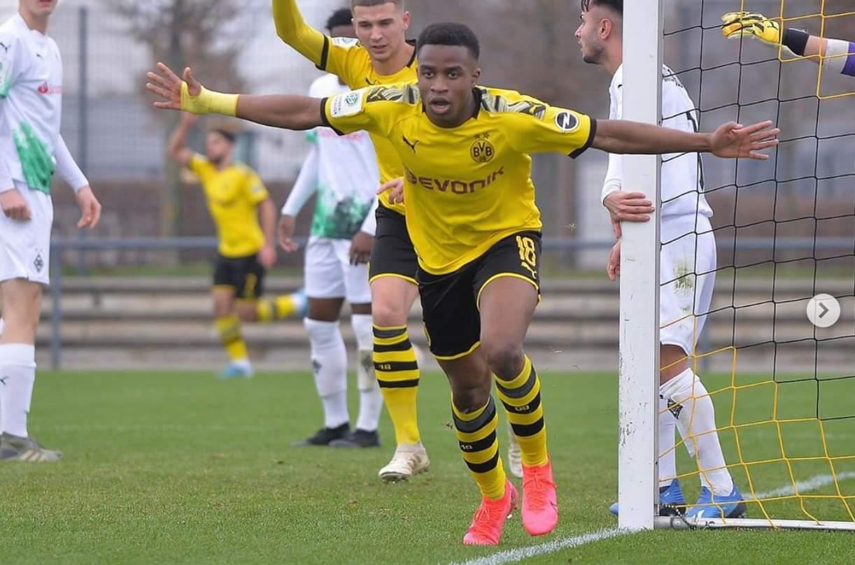 Football : Un joueur Camerounais de 15 ans décroche un contrat chez Nike