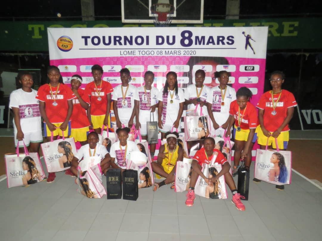 Basketball 3×3/Un tournoi pour marquer la journée du 8 mars