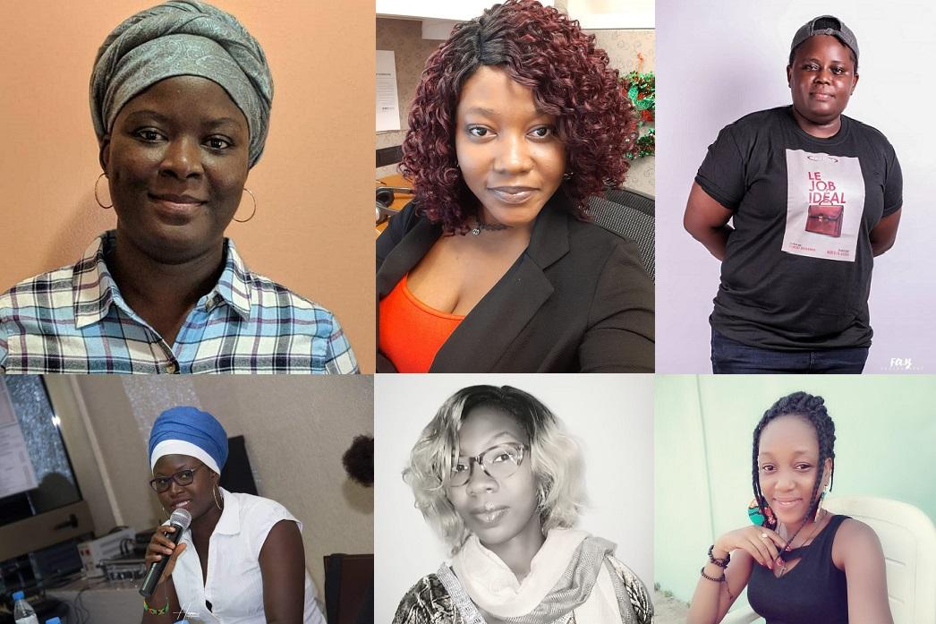 A la découverte des femmes qui font MyAfricaInfos