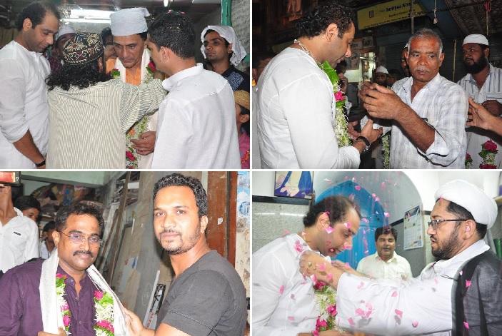 AIMIM Mumbai Dargah3
