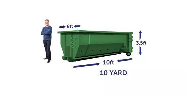 big dumpster