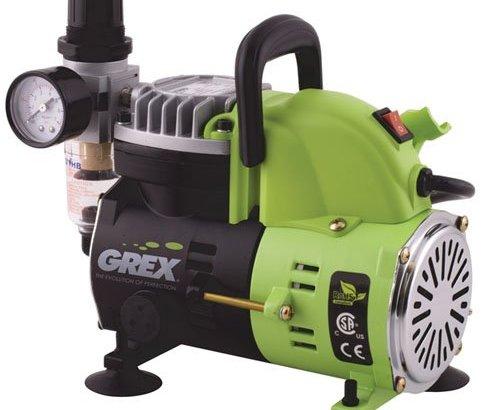 Full Review: Grex AC1810 Air Compressor