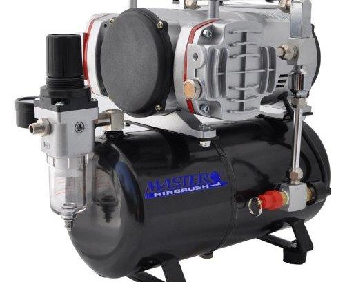 Review: Master Airbrush Model TC-828