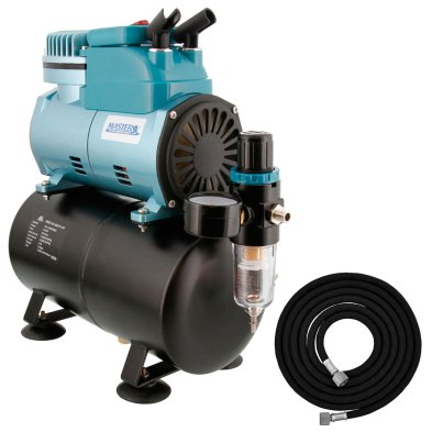 Review Master Airbrush TC40T Compressor